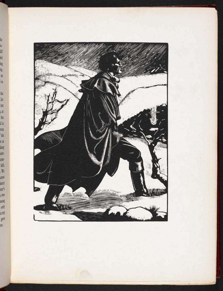 heathcliff as a byronic hero essay Free essay: when one starts reading wuthering heights i'm sure they think to themselves that the book will be just another romantic novel they wait for.
