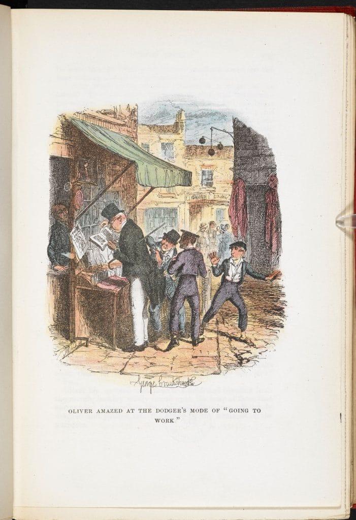 orphans  fiction  british library